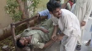 korban udara panas pakistan