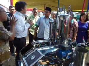 Mesin uap pembuat tahu/AsepRizal(Kompasiana)