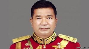 perwira tinggi thailand