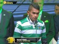 Putera Aceh, Martunis Direkrut Sporting Lisbon Portugal