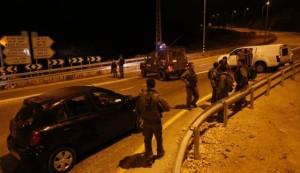 penembakan mobil di israel