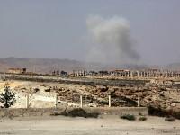 Pasukan Udara Suriah Lancarkan Serangan Sengit Terhadap ISIS di Palmyra