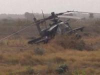 Pasukan Yaman Tembak Jatuh Helikoper Apache Arab Saudi