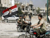 Pasukan Suriah Putus Salah Satu Jalur Suplai Kawanan Bersenjata Dari Yordania