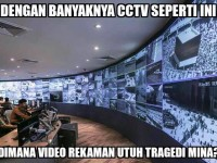 Netizen Desak Saudi Buka CCTV Tragedi Mina, Bagaimana Sikap Raja Salman?