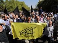 Terkait Tragedi Mina. Kota-Kota Iran Dilanda Unjuk Rasa Anti Saudi