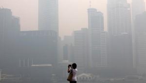 kabut asap malaysia