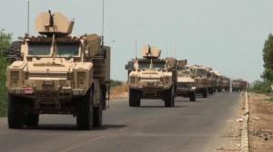 pasukan koalisi arab
