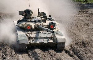 tank rusia t-90
