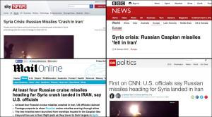 Fitnah Media atas Rusia