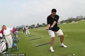 golf cina