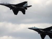 Jet Tempur Rusia Mulai Beraksi di Suriah