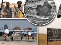 Putin Serukan Penangkapan Para Gembong ISIS Dalam Kondisi Hidup