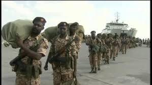 pasukan sudan di yaman