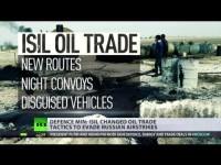 [Video] Hindari Serangan Rusia, ISIS Alihkan Rute Penyelundupan Minyak ke Turki