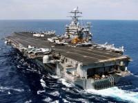 AS Ganti Kapal Induk di Teluk, Iran Nyatakan Kontinyu Mematau Pergerakan Musuhnya