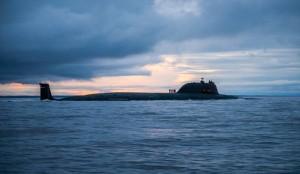 kapal selam rostov rusia
