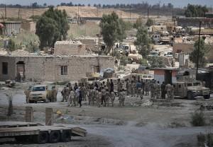 pasukan irak di ramadi