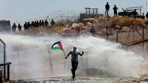pemuda palestina lawan zionis