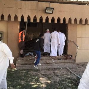 Saudi ledakan