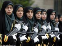 [Foto] Prajurit Wanita Iran