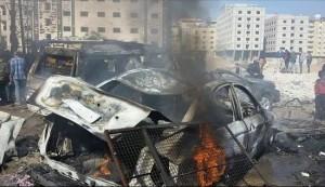 ''داعش'' تتبنى التفجير الإرهابي بمنطقة السيدة زينب (ع)