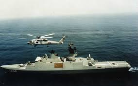 kapal perang taiwan