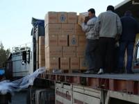 [Foto] Bantuan Kemanusiaan Dikirim ke Madaya