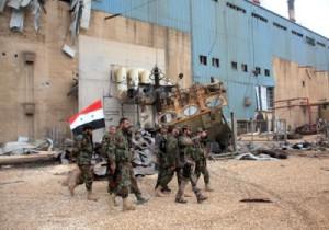 tentara suriah di aleppo2