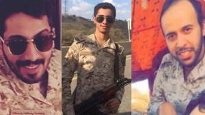 tiga tentara saudi tewas