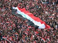 [Foto] Rakyat Irak Berdemo Tuntut Reformasi Kabinet