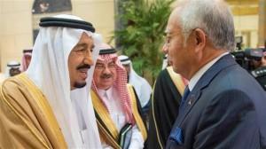 najib saudi