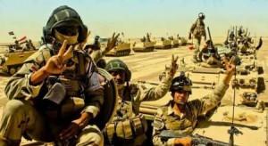 pasukan irak hit