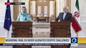 Iran-Uni Eropa