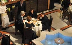 Assad kerry