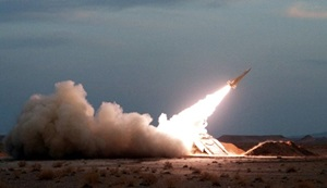 Iran Test-Fired High Precision Ballistic Missile with Range of 2000 Kilometers