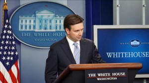 jubir AS Josh Earnest