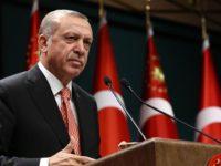 Erdogan Konfirmasi Penangkapan Janda Abu Bakar Al-Baghdadi