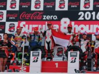 Pebalap Indonesia Berhasil Juarai Suzuka 4 Hours Endurance Race