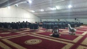 tenda ktt Arab di mauritania