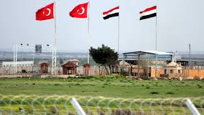 perbatasan turki-suriah