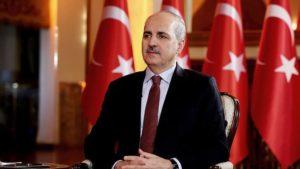 wakil PM turki Numan Kurtulmus