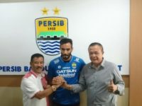 Marcos Flores Resmi Perkuat Persib Bandung