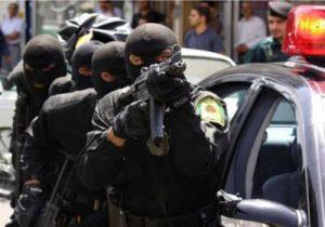 polisi-iran