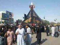 Warga Sunni Pakistan Siap Kawal Majlis Duka Imam Husain