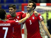 Iran Juara 3 Kejuaraan Dunia Futsal