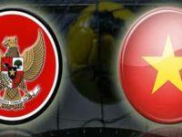 Laga Persahabatan: Indonesia Tahan Imbang Vietnam 2-2