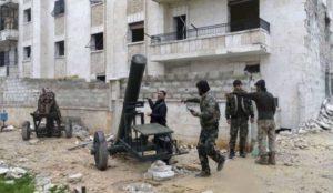 الجيش السوري يدعو المسلحين للانسحاب من شرق حلب مقابل ضمانات