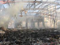 Bom Saudi di Sanaa Oktober 2016