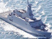 Kapal patroli model Avante 2200 (foto:presstv)